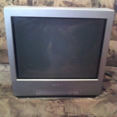 Vand televizor sony ecran plat - Televizor CRT