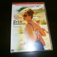 Erin Brockovich, DVD film de Oscar cu Julia Roberts, 2000! - Film drama sony pictures, Romana