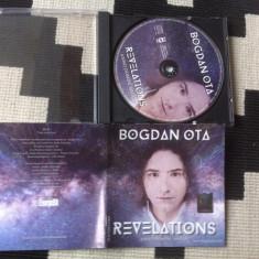 Bogdan Ota Revelations anno domini cd disc muzica pop clasica 2014 electrecord