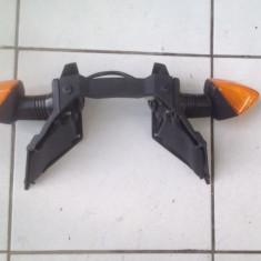Semnalizatoare spate cu suport Kawasaki - Semnalizare Moto