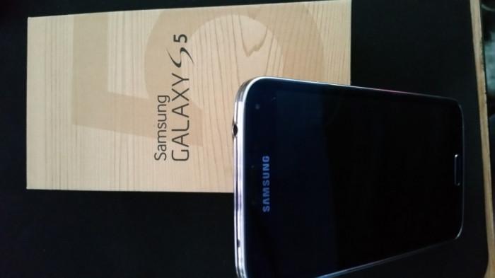 Samsung Galaxy S5 foto mare