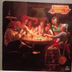 SARAGOSSA BAND - ALBUM + Poster (1979/ARIOLA /RFG) - Vinil/Vinyl/Impecabil (NM) - Muzica Pop