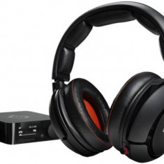 Casti audio profesionale SteelSeries Siberia 800, compatibile PC, PS3, PS4, Xbox 360