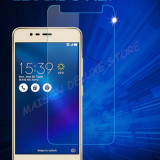 FOLIE de STICLA Asus Zenfone 3 MAX 0, 3mm 9H tempered glass securizata - Folie de protectie, Anti zgariere