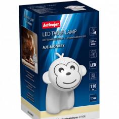 Lampa de birou 1.5 W, 12 LED-uri, USB, portabila, pliabila, Monkey ActiveJet - Corp de iluminat