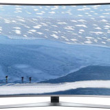 "Televizor LED Samsung 109 cm (43"") 43KU6672, Smart TV, Ultra HD 4K, Ecran Curbat, WiFi, CI+"
