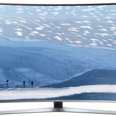 "Televizor LED Samsung 109 cm (43"") 43KU6672, Smart TV, Ultra HD 4K, Ecran Curbat, WiFi, CI+, 108 cm"