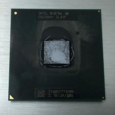 Procesor Core2Duo T8100 - 2, 1/3M/800 - Procesor laptop Intel, Intel, Intel 2nd gen Core i5, 2000-2500 Mhz, Numar nuclee: 4, G2