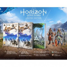 Horizon Zero Dawn Limited Edition PS4 - Plumbi Pescuit