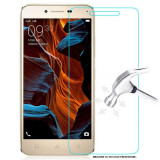 FOLIE de STICLA Lenovo K5 0, 3mm 9H tempered glass securizata - Folie de protectie, Anti zgariere