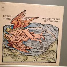 LEONARD COHEN - NEW SKIN FOR OLD ....(1974/CBS /HOLLAND) - Vinil/Impecabil (NM) - Muzica Rock Columbia
