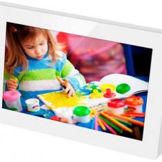 """Rama Foto Digitala Sencor SDF 731, 7"""", 800 x 480, USB (Alb)"""