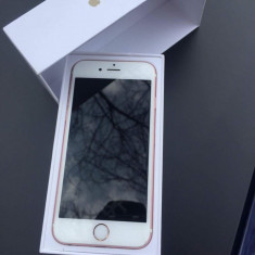 Iphone 6s Rose Gold 16 gb - Telefon iPhone Apple, Roz, Neblocat