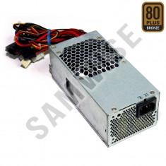 Sursa Delta 250W 2xSATA, Molex, Ef. 80+ Bronze ideala pentru benzile de LED-uri - Sursa PC, 250 Watt
