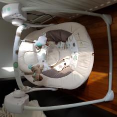 Balansoar bebe - Balansoar interior Kidkraft, Crem