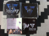 Talisman Pentru ea album cd disc muzica pop soft rock mediapro music  2001, mediapro music