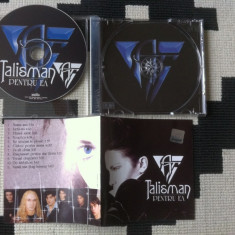 Talisman Pentru ea album cd disc muzica pop soft rock mediapro music 2001