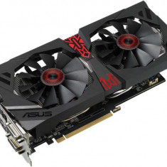 Placa Video ASUS Radeon R9 380X STRIX OC GAMING, 4GB, GDDR5, 256 bit - Placa video PC