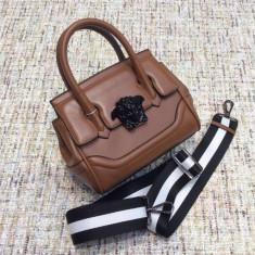Genti Versace Mini Bags Collection 2017 - Geanta Dama Versace, Culoare: Din imagine, Marime: Masura unica, Geanta de umar, Piele