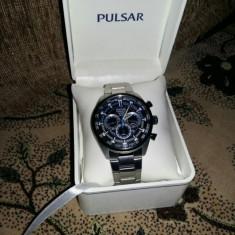 Pulsar ceas. - Ceas barbatesc Pulsar, Mecanic-Automatic