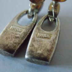 Cercei de argint