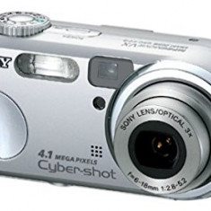 Sony Cybershot DSCP73 4, 1MPX/3*zoom optic/ - Aparat Foto compact Sony, Compact, Sub 5 Mpx, 3x, Sub 2.4 inch