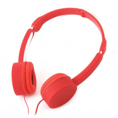 FREESTYLE HEADSET FH-3920 MIC RED - Casca PC Omega