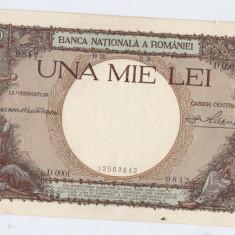 * Bancnota 1000 lei 1938 - 140 - Bancnota romaneasca
