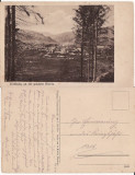 Carlibaba (Bucovina,Suceava)- militara,razboi,  WWI