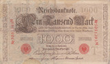 GERMANIA 1.000 marci 1910 VF!!!