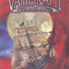 Carte copii: Justin Somper - Vampiratii - Vremurile terorii (stare perfect noua), Corint