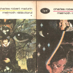 Charles Robert Maturin-Melmoth Ratacitorul 2 vol. - Roman