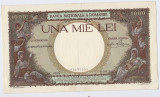 * Bancnota 1000 lei 1936 -139
