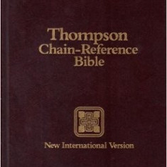 Thompson Chain-Reference Bible - Biblia