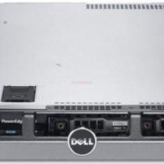 Server Dell PowerEdge R420 (Intel Xeon E5-2420, 1x8GB, Dual Rank, LV RDIMM, 1333MHz, No HDD, 350W PSU)