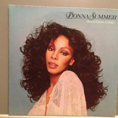DONNA SUMMER - ONCE UPON A TIME -2LP SET(1977/WARNER/RFG) - Vinil/Impecabil (NM) - Muzica Dance