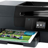 Multifunctional HP Officejet Pro 6830 e-All-in-One, Fax, A4, Duplex, ADF, Retea, Wireless, ePrint, AirPrint