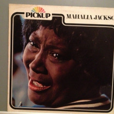 MAHALIA JACKSON - BEST OF (1976/BELLAPHON REC/RFG) - Vinil/Impecabil (NM) - Muzica Jazz universal records