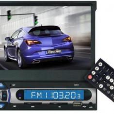 "Player auto MTR-AM CD508, 4x50W, Ecran rabatabil LCD TFT 7"", USB, slot card SD - DVD Player auto"
