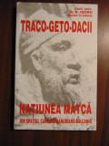 Traco-geto-dacii - G.D.Iscru (1998) Cu autograf si dedicatie