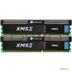 Corsair SODIMM DDR3 8GB 1600MHz, KIT 2x4GB, Dual Channel - Memorie RAM laptop