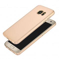 Husa capac pentru Samsung Galaxy S7 Edge, auriu - Husa Telefon Oem