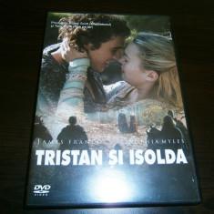 Tristan si Isolda, DVD film dragoste de legenda, 2006! - Film romantice Altele, Romana