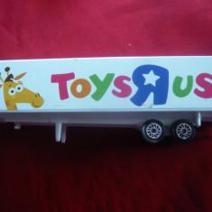 Jucarie- Remorca Auto Toys Rus, L=11, 5 cm, plastic - Masinuta