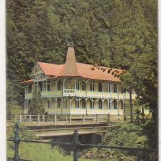 Bnk cp Slanic Moldova - Vedere - necirculata - Carte Postala Moldova dupa 1918, Printata