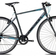"Bicicleta Devron Urbio U1.8 M – 533/21"", Ash GreyPB Cod:217UM185273 - Bicicleta Cross"