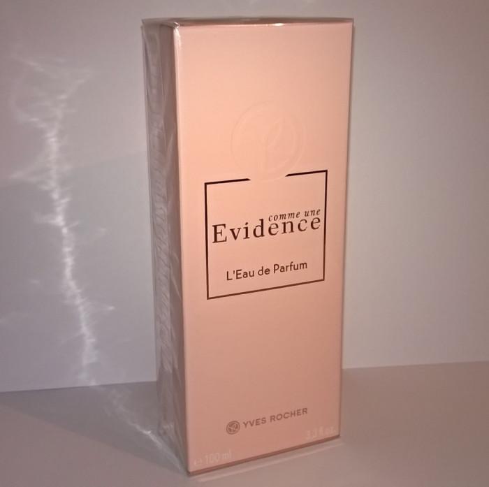 Apă de parfum 100ml Comme une Evidence (Yves Rocher)