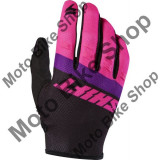MBS SHIFT HANDSCHUH WHIT3 AIR, black-pink, L=10, Cod Produs: 19098285LAU