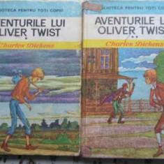 Aventurile Lui Oliver Twist Vol.1-2 - Charles Dickens, 393946 - Carte Basme