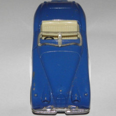 Macheta masina auto de epoca, albastra, lungime 12 cm - Macheta auto Alta